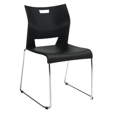 Global Duet Stacking Chair 32 14