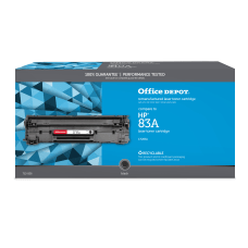Office Depot Brand OD83A Remanufactured Toner