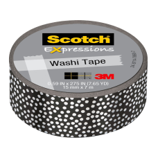 Scotch Expressions Washi Tape 059 x
