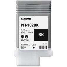 Canon PFI 102BK Original Ink Cartridge
