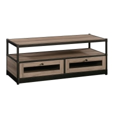 Sauder Barrister Lane Coffee Table Rectangular