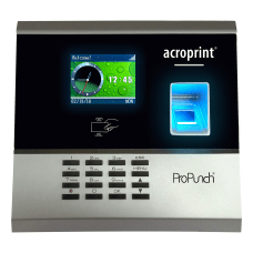 Acroprint ProPunch Time Clock Bundle 150