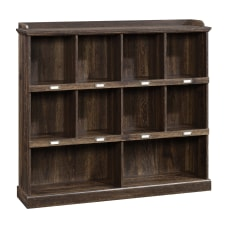 Sauder Barrister Lane Cubby Bookcase Iron