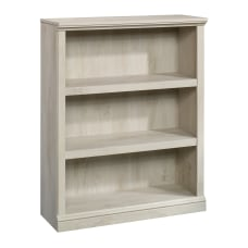 Sauder Select Bookcase 3 Shelf Chalked