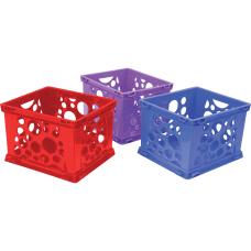 Storex Premium Storage Crate External Dimensions
