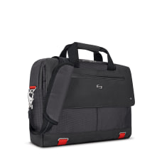 Solo Mission Briefcase For 156 Laptops