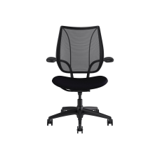 Humanscale Liberty Chair task armrests tilt