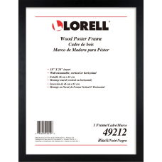 Lorell Wide Frame 18 x 24