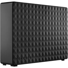 Seagate 4TB External Desktop Hard Drive