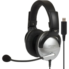 Koss SB45 USB Communication Headsets Stereo