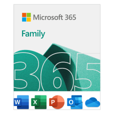 Microsoft 365 Family 12 Month