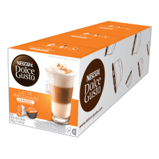 Nescafe Single Serve Dolce Gusto Caramel