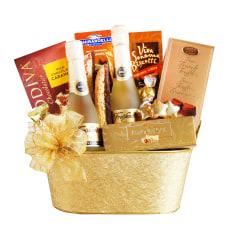 Givens Gifting Sparkling Delight Gift Basket