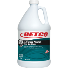 Betco Advanced Alcohol Gel Sanitizer Light