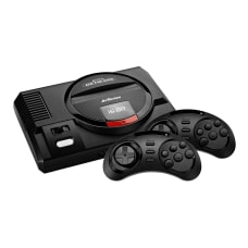At Games Sega Genesis Flashback Black