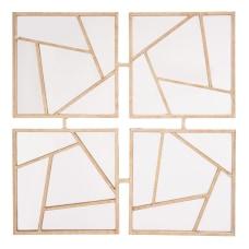 Zuo Modern Four Faces Rectangular Mirror