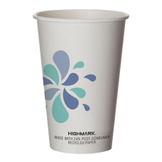 Highmark Hot Coffee Cups 16 Oz