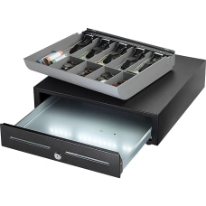 Steelmaster PayVue Illuminated Cash Drawer 2