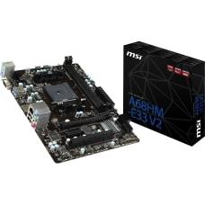 MSI A68HM E33 V2 Desktop Motherboard