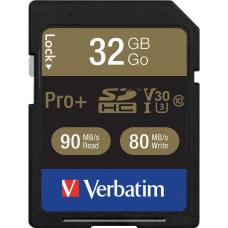 Verbatim 32GB Pro Plus 600X SDHC