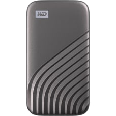 WD My Passport Portable External Solid