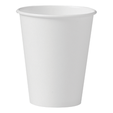 Solo Hot Cup White 8 Oz