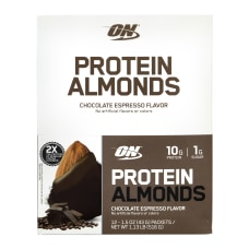 Optimum Nutrition Protein Almonds Chocolate Espresso
