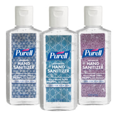 PURELL Advanced Hand Sanitizer 4 Oz