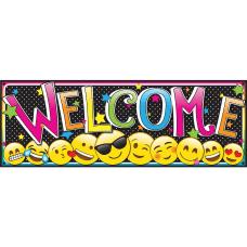 Ashley Magnetic Emoji Welcome Banner 6