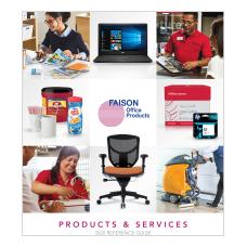 Faison full line catalog 2020