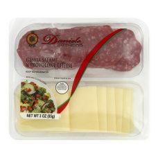 Daniele Genoa Salame Provolone Cheese 3