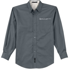 Wash and Wear Long Sleeve Shirt