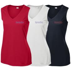 Sport Tek Womens Sleeveless Tee
