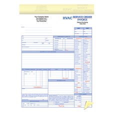 Custom 2 Part Business Forms Pre