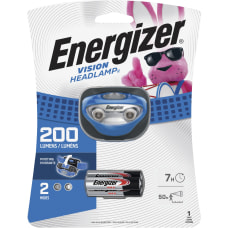 Energizer Vision LED Headlamp AAA