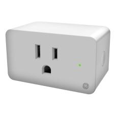 GE C OnOff Smart Plug White