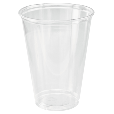 Dart Ultra Clear Tall Cups 10