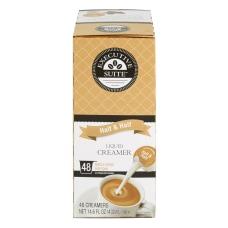 Executive Suite Liquid Coffee Creamer Half