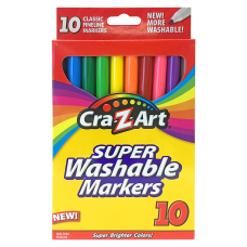 Cra Z Art Super Washable Markers