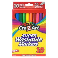 Cra Z Art Super Washable Markers