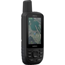Garmin GPSMAP 66st Handheld GPS Navigator