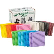 Crayola Modeling Clay Classpack Building Shapes