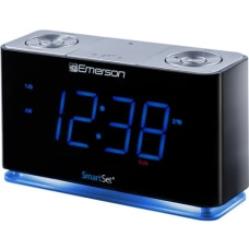 Emerson SmartSet CKS1507 Clock Radio 2