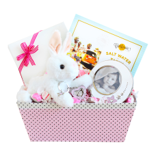 Givens and Company Welcome Baby Bunny