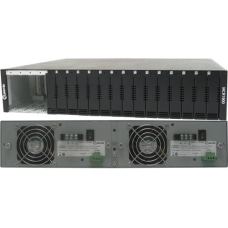 Perle MCR1900 DDC Media Converter Chassis
