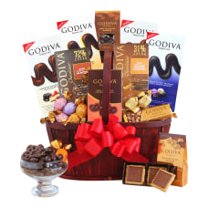 Givens and Company Godiva Connoisseur Gift