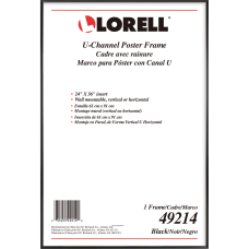 Lorell Poster Frame 24 x 36