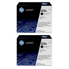 HP 64A CC364A Black Toner Cartridges