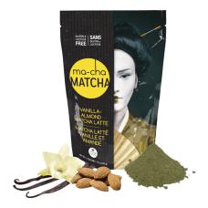Ma Cha Vanilla Almond Latte Mix