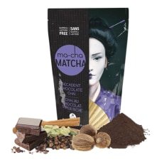 Ma Cha Decadent Chocolate Latte Mix